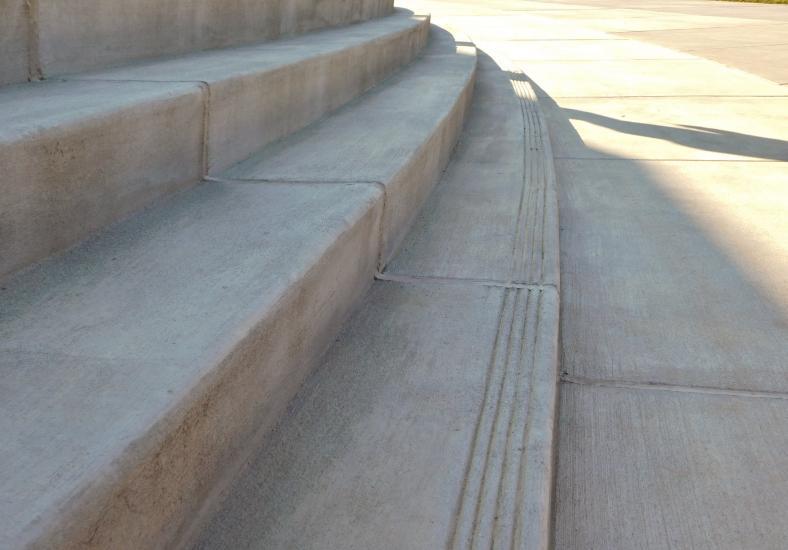 Steps detail