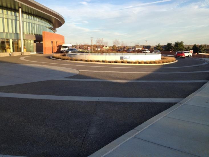 CC parking lot