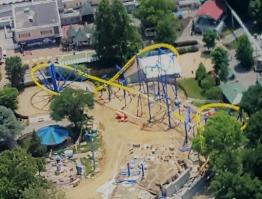 Dutch Wonderland Roller Coaster