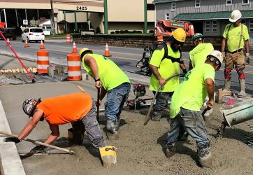 PennDOT Lane Expansion at Lancaster Labs