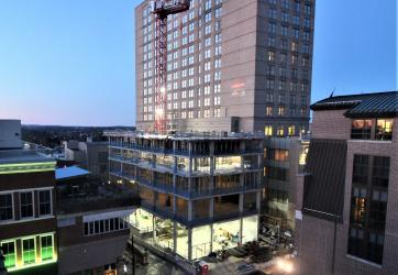 Lancaster Penn Square Marriott Expansion