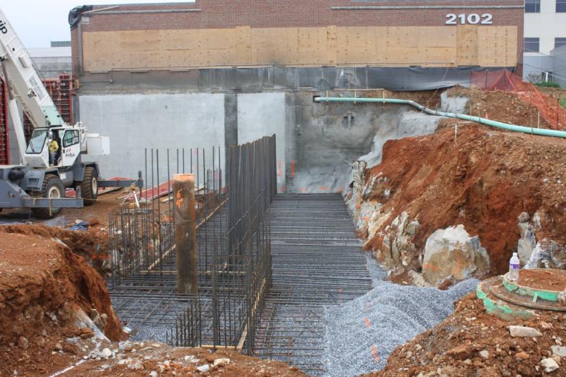 CC construction
